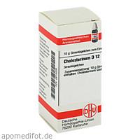CHOLESTERINUM D12, 10 G, Dhu-Arzneimittel GmbH & Co. KG