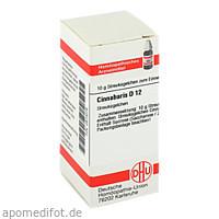 CINNABARIS D12, 10 G, Dhu-Arzneimittel GmbH & Co. KG