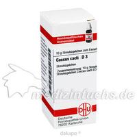 COCCUS CACTI D 3, 10 G, Dhu-Arzneimittel GmbH & Co. KG