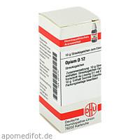 OPIUM D12, 10 G, Dhu-Arzneimittel GmbH & Co. KG