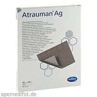 Atrauman AG steril 10x10cm, 10 ST, Paul Hartmann AG