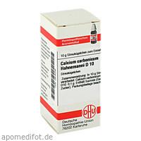 CALCIUM CARB HAHNEM D10, 10 G, Dhu-Arzneimittel GmbH & Co. KG
