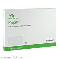 MEPITEL 8X10cm STERIL NETZ, 5 ST, Mölnlycke Health Care GmbH