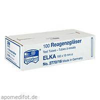 Reagenzglas 160x16mm, 100 ST, Careliv Produkte Ohg