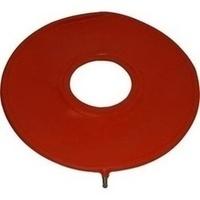 Luftkissen 42.5cm Außendurchmesser Gummi rot, 1 ST, Careliv Produkte Ohg