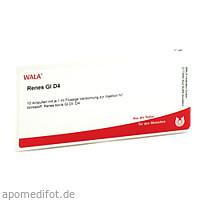 RENES GL D 4, 10X1 ML, Wala Heilmittel GmbH