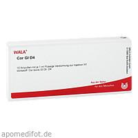 COR GL D 4, 10X1 ML, Wala Heilmittel GmbH