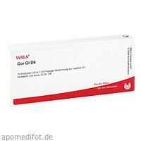 COR GL D 6, 10X1 ML, Wala Heilmittel GmbH