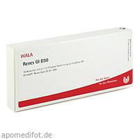 RENES GL D30, 10X1 ML, Wala Heilmittel GmbH