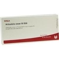 ARTICULATIO COXAE GL D30, 10X1 ML, Wala Heilmittel GmbH