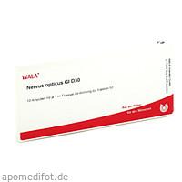 NERVUS OPTICUS GL D30, 10X1 ML, Wala Heilmittel GmbH