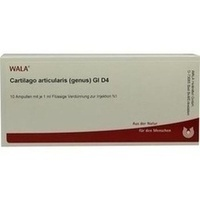 CARTILAGO ART (GEN) GL D 4, 10X1 ML, Wala Heilmittel GmbH