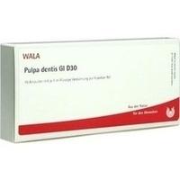PULPA DENTIS GL D30, 10X1 ML, Wala Heilmittel GmbH