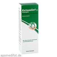 KETOZOLIN 2%, 120 ML, Dermapharm AG