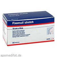 FIXOMULL stretch 10mx15cm, 1 ST, Aca Müller/Adag Pharma AG