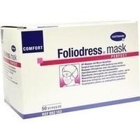 Foliodress mask Comfort Perfect grün OP-Masken, 50 ST, Paul Hartmann AG