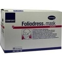 Foliodress mask Comfort Senso grün OP-Masken, 50 ST, Paul Hartmann AG