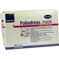 Foliodress mask Comf Anti fogging Typ2 grü OP-Mask, 50 ST, Paul Hartmann AG
