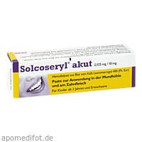 Solcoseryl akut, 5 G, Meda Pharma GmbH & Co. KG