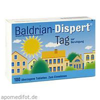 BALDRIAN DISPERT Tag zur Beruhigung, 100 ST, Cheplapharm Arzneimittel GmbH