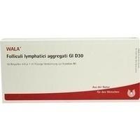 FOLLICULI LYMPH AGG GL D30, 10X1 ML, Wala Heilmittel GmbH