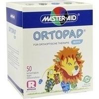 Ortopad for boys regular Okklussionspflaster, 50 ST, Trusetal Verbandstoffwerk GmbH