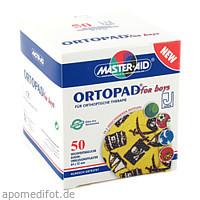 Ortopad for boys junior Okklussionspflaster, 50 ST, Trusetal Verbandstoffwerk GmbH