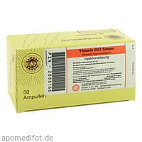 Vitamin B12 Sanum 1000 ug/ml Injektionslösung Amp, 50X1 ML, Sanum-Kehlbeck GmbH & Co. KG