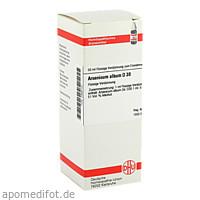 ARSENICUM ALB D30, 50 ML, Dhu-Arzneimittel GmbH & Co. KG