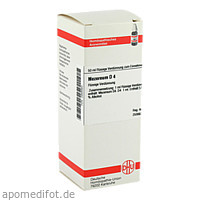 MEZEREUM D 4, 50 ML, Dhu-Arzneimittel GmbH & Co. KG