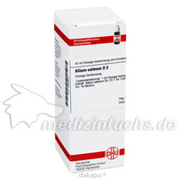 ALLIUM SATIVUM D 3, 50 ML, Dhu-Arzneimittel GmbH & Co. KG