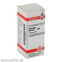 ARGENTUM NITR C30, 10 G, Dhu-Arzneimittel GmbH & Co. KG