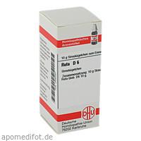 RUTA D 6, 10 G, Dhu-Arzneimittel GmbH & Co. KG