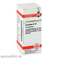 COCCULUS D12, 10 G, Dhu-Arzneimittel GmbH & Co. KG