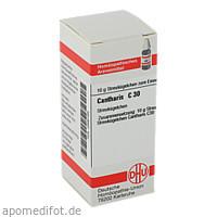CANTHARIS C30, 10 G, Dhu-Arzneimittel GmbH & Co. KG