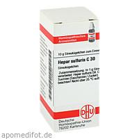 HEPAR SULF C30, 10 G, Dhu-Arzneimittel GmbH & Co. KG