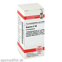 BRYONIA C30, 10 G, Dhu-Arzneimittel GmbH & Co. KG