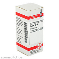 SEPIA C30, 10 G, Dhu-Arzneimittel GmbH & Co. KG