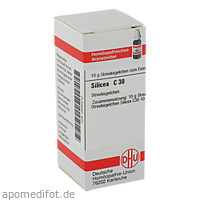 SILICEA C30, 10 G, Dhu-Arzneimittel GmbH & Co. KG