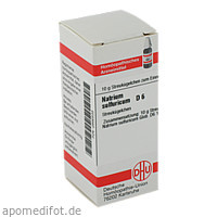 NATRIUM SULF D 6, 10 G, Dhu-Arzneimittel GmbH & Co. KG