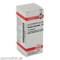 KALIUM CHLORAT D 6, 10 G, Dhu-Arzneimittel GmbH & Co. KG