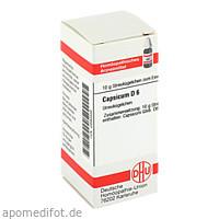 CAPSICUM D 6, 10 G, Dhu-Arzneimittel GmbH & Co. KG