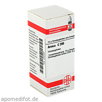ARNICA C200, 10 G, Dhu-Arzneimittel GmbH & Co. KG