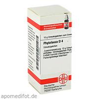 PHYTOLACCA D 4, 10 G, Dhu-Arzneimittel GmbH & Co. KG