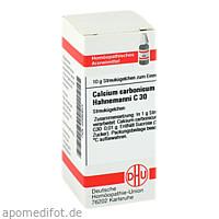 CALCIUM CARB HAHNEM C30, 10 G, Dhu-Arzneimittel GmbH & Co. KG