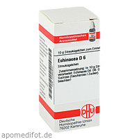 Echinacea (HAB) D 6, 10 G, Dhu-Arzneimittel GmbH & Co. KG