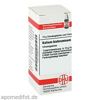KALIUM BICHROM D 6, 10 G, Dhu-Arzneimittel GmbH & Co. KG