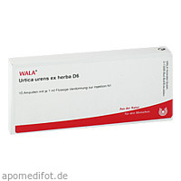 URTICA URENS EX HERBA D 6, 10X1 ML, Wala Heilmittel GmbH