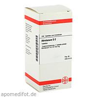 ABROTANUM D 2, 200 ST, Dhu-Arzneimittel GmbH & Co. KG