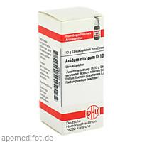 ACIDUM NITR D10, 10 G, Dhu-Arzneimittel GmbH & Co. KG